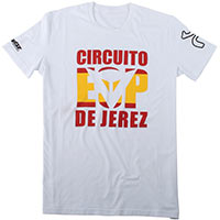 Dainese T-shirt Jerez D1