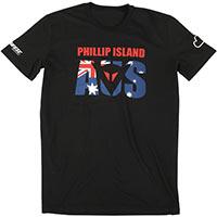 Dainese T-shirt Philip Island D1
