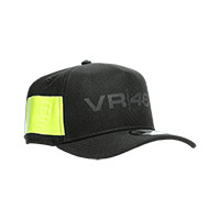 Cappellino Dainese Vr46 9forty Nero Giallo