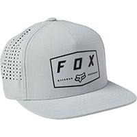 Cappellino Fox Badge Snapback Grigio