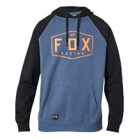 Felpa Fox Crest Blu