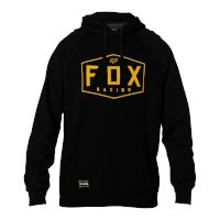 Sweat Capuche Fox Crest Noir