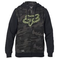 Felpa Fox Destrakt Nero Camo