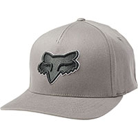Fox Epicycle Flexfit Chapeau Gris