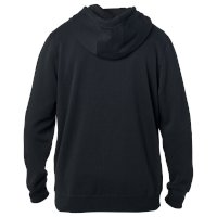 Sweat Capuche Avec Zip Fox Apex Noir
