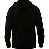 Sweatshirt Fox Honda Zip Noir