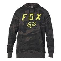 Fox Legacy Hoodie Black Camo