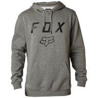 Felpa Con Cerniera Fox Legacy Grigio