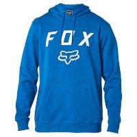 Felpa Con Cerniera Fox Legacy Royal Blu