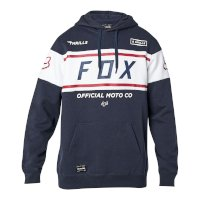 Sweat Capuche Fox Officiel Midnight