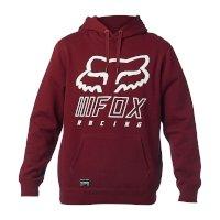 Felpa Fox Overhaul Rosso