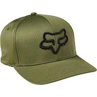 Cappellino Fox Lithotype Flexfit 2.0 Verde