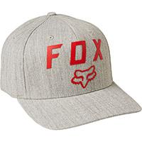 Cappellino Fox Number 2 Flexfit 2.0 Grigio