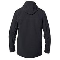 Fox Pit Jacket Black Grey