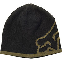 Fox Streamliner Beanie Black Green