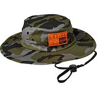 Fox Traverse Hat Verde Camo