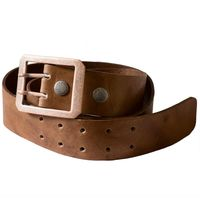 Helstons Belt Double D Beige