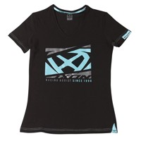 Ixon Jive Lady T-shirt Black Blue
