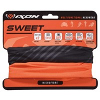 Ixon Sweet Collar Xlogo Black - Orange