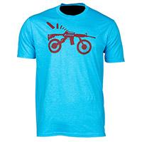 T Shirt Klim Ar Bike T Aqua