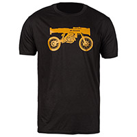 T Shirt Klim Bazooka Bike T Nero