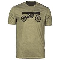 T Shirt Klim Bazooka Bike T Verde