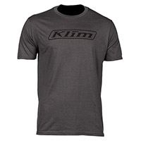 T Shirt Klim Don't Follow Moto Grigio
