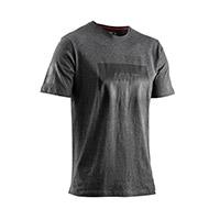 T Shirt Leatt Fade Grigio