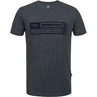 Camiseta Rukka Westlock gris oscuro