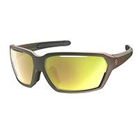 Occhiali Scott Vector Komodo Verde Oro