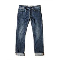 Jeans Spidi Free Rider Slim Bleu Foncé Utilisé