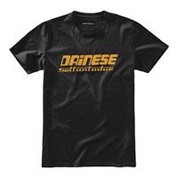 Dainese Settantadue T-shirt Black