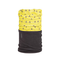 Tucano Urbano Duplo Collar Fluo Yellow Black