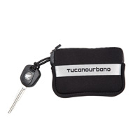 Tucano Urbano Neoprene Key Bag Black