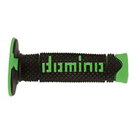 Domino A26041c Dsh Handgrips Black Green
