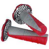 Scott Grips Deuce Red/grey