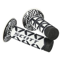 Scott Grips Diamond Black/white