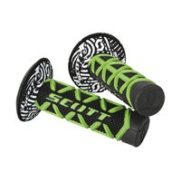 Scott Grips Diamond Green/black