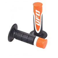 Grip Ufo Axiom Rubber Triple Density Orange