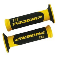 Progrip 732 Double Density Scooter Grips Yellow