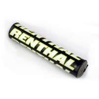 Renthal Bar Pads Team Black Yellow White
