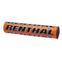 Renthal Bar Pads Sx Orange