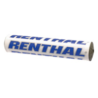 Renthal Bar Pads Sx White Blue