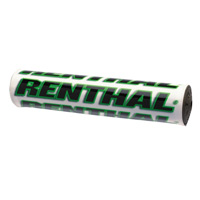 Renthal Bar Pads Sx White Green