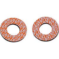 Renthal Donutz Grip Cover (pareja) naranja