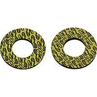 Renthal Donutz Grip Funda (pareja) amarillo