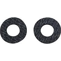 Renthal Donutz Grip Cover (pareja) negro