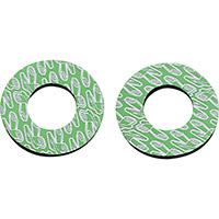Renthal Donutz Grip Cover (pareja) verde