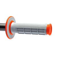 Renthal Mx Dual Compound Grips Orange