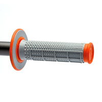 Renthal Dual Tapered Mx Grips Orange